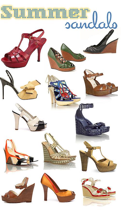 platform sandals wedge. Laurent Platform Sandal