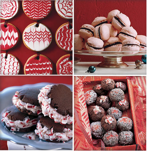 Paisley St Claire 25 Days Of Christmas Cookies
