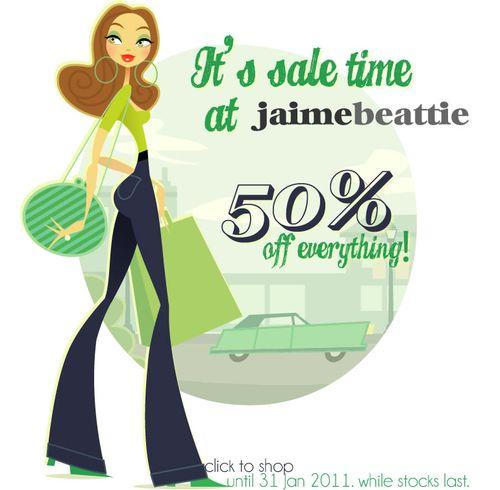 50pc sale